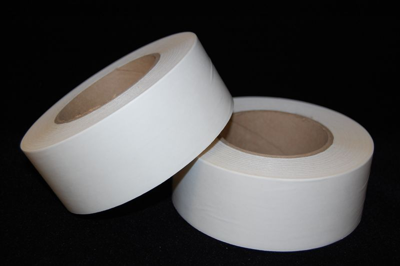 how to use double coated tissue tape