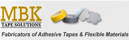 MBK Tape Solutions | Fabricators of Adhesive Tapes & Flexible Materials