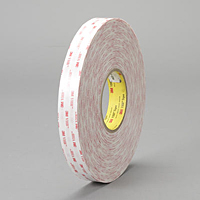 VHB Double Coated Acrylic Foam Bonding Tape - General Purpose (3M 4920)