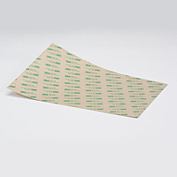 High Performance Adhesive Transfer Tape - 200 Adhesive - Membrane Switch (3M 7955MP)