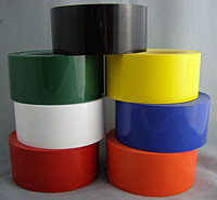 Colored Polyethylene Film Tape (Patco 503A)