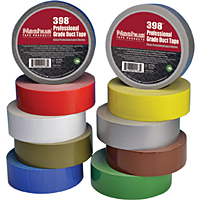Professional Grade Duct Tape - Versatile Performance (Nashua 398)