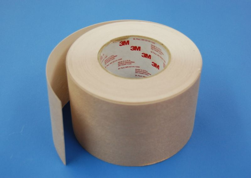 Item # 3M 9916, Medical Nonwoven Spunlace Tape On MBK Tape Solutions