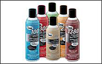 Sprays - Adhesives, Lubricants & Cleaners ()