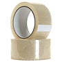 Clear Polypropylene Film Tape Water Based